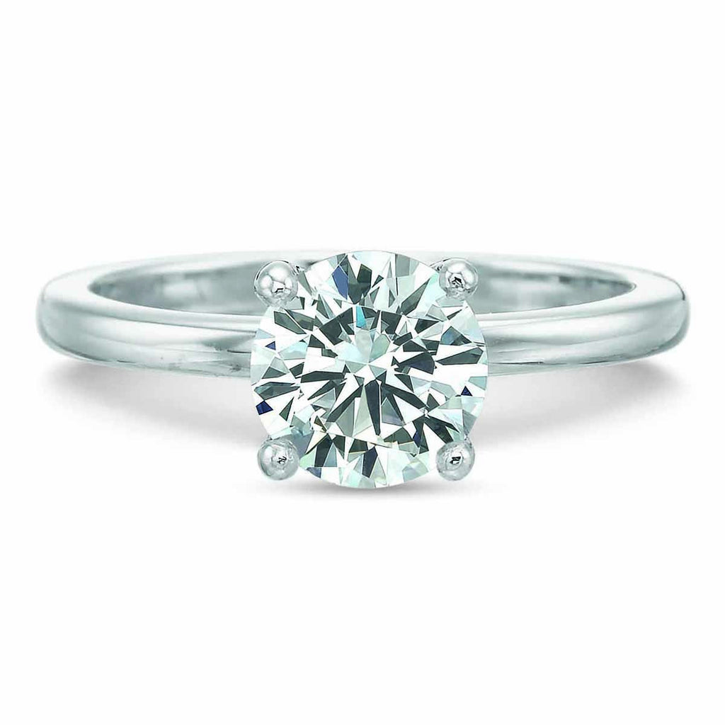 engagement classic solitaire rings diamond christopher view duquet pear portfolio detail lines top prong