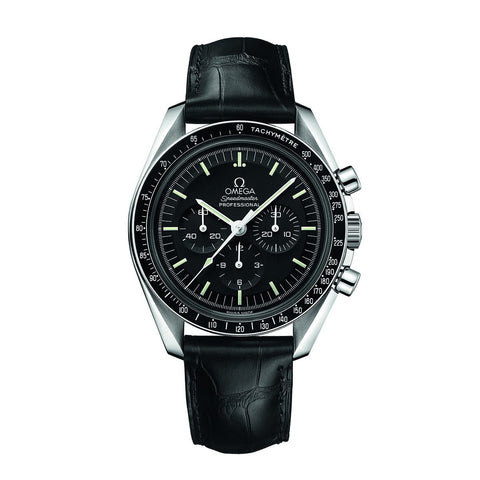Speedmaster Moonwatch Pitch Black