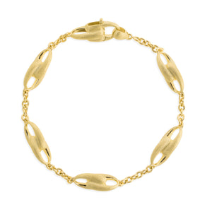 Lucia 18K Yellow Gold Link Bracelet