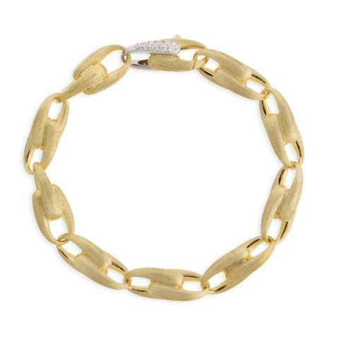 Lucia 18K Yellow Gold and Diamond Bracelet