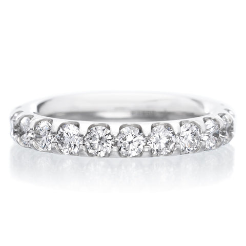 Platinum Odessa™ Diamond Eternity Band 2.00ctw