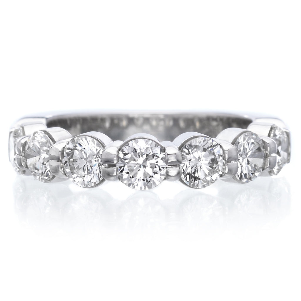 round contemporary graduated collection darby item stone co rings image diamond gabriel engagement