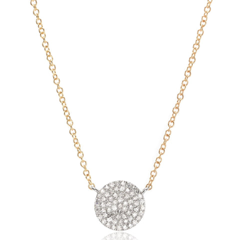 Akoya Cultured Pearl and Diamond Pendant in White Gold