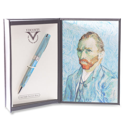 Visconti Van Gogh Self Portrait Ballpoint Pen