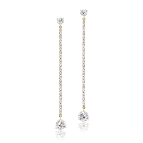 Classic Elegance Akoya Cultured Pearl Lever Back Earrings