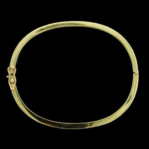 Chimento 18K Tricolor Gold Bangle