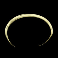 Tiffany & Co. 18K Yellow Gold Elsa Peretti Bone Cuff