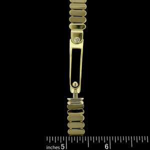 Kria 18K Two-Tone Gold Bracelet