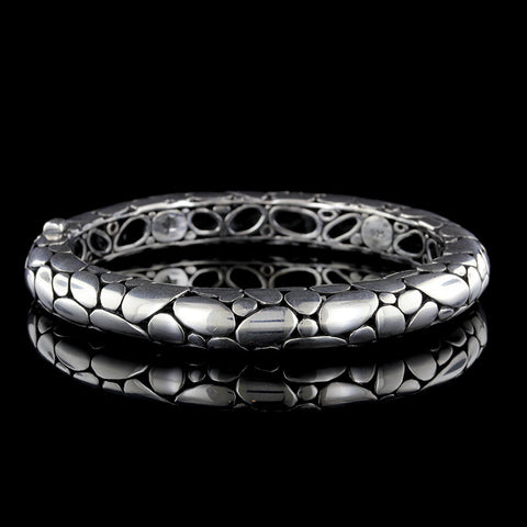 John Hardy Sterling Silver Kali Bangle