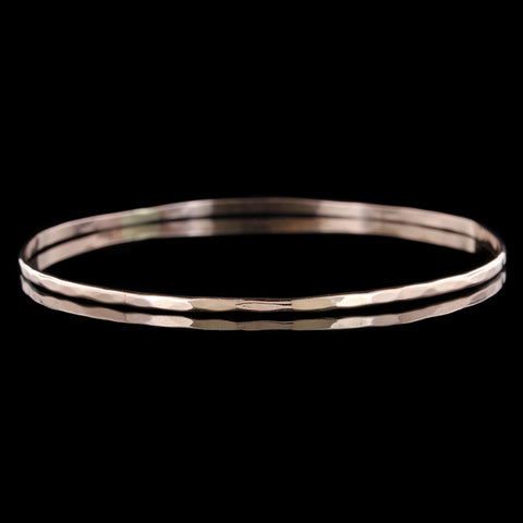 Platinum Low Dome Wedding Band 2mm
