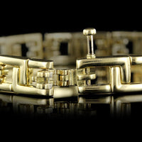 Tiffany & Co. 18K Yellow Gold Estate Bracelet