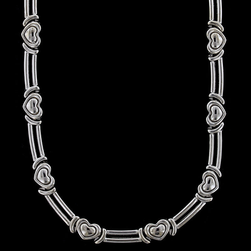Chimento 18K White Gold Necklace