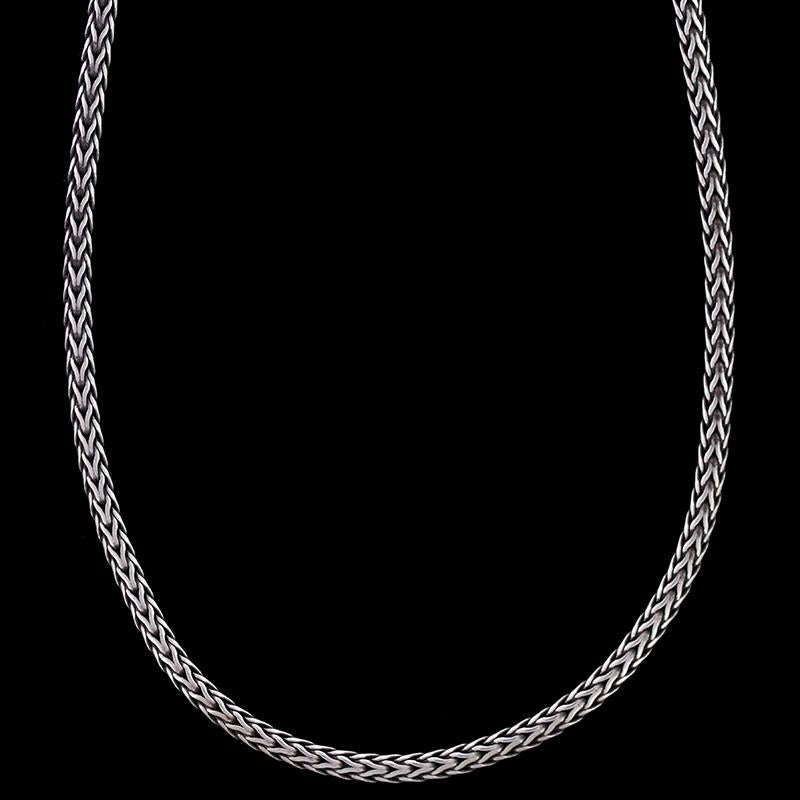 John Hardy Sterling Silver Classic Chain Necklace