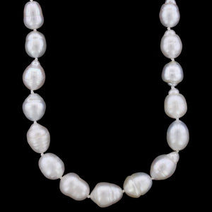 Baroque Estate Cultured South Sea Pearl Necklace