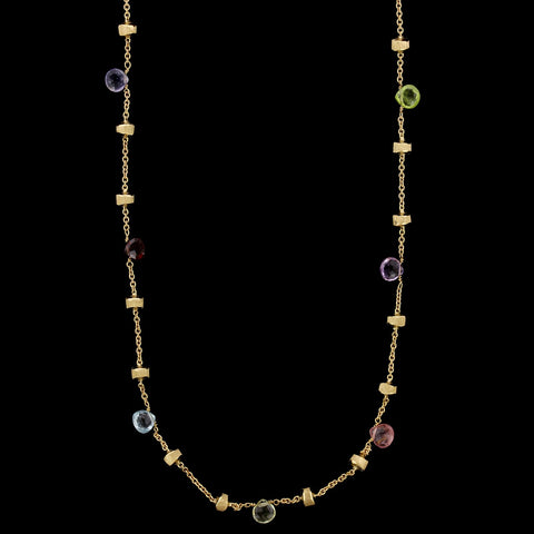 Marco Bicego 18K Yellow Gold Estate Paradise Necklace