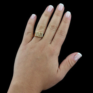 14K Yellow Gold Estate Ring