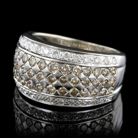 Le Vian 14K White Gold Diamond Ring