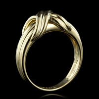 Tiffany & Co. 18K Yellow Gold Ring