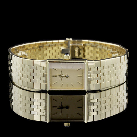 Baume Mercier 14K Yellow Gold Ladies Wristwatch