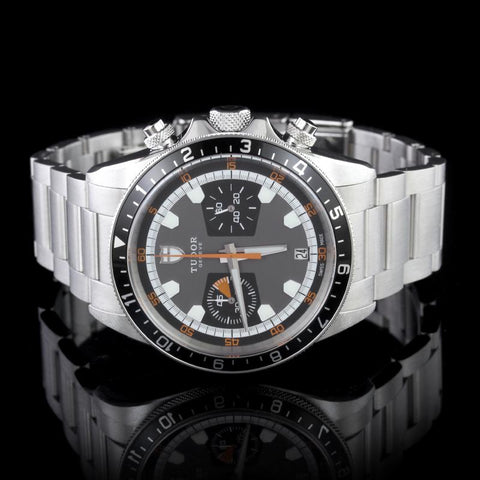 Tudor Steel Heritage Chrono Wristwatch