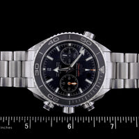 Omega Steel Seamaster Planet Ocean Wristwatch