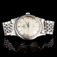 Omega Steel Estate Constellation Wristwatch