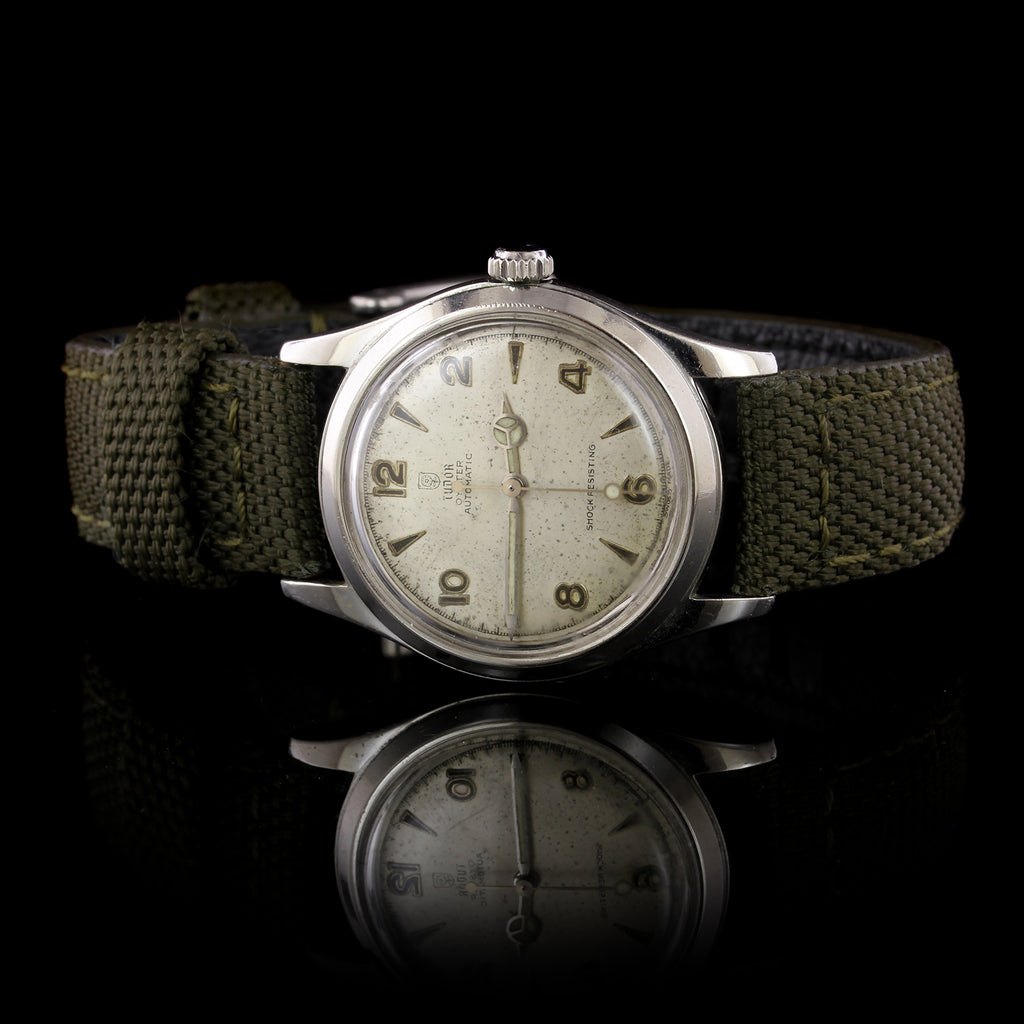 Steel Estate Tudor Oyster Automatic
