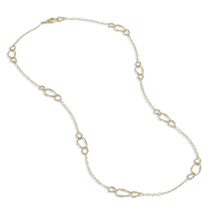Marrakech Onde 18K Yellow Gold Necklace