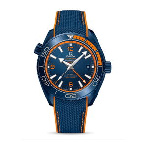 Seamaster Planet Ocean 600M Omega Co-axial Master Chronometer GMT