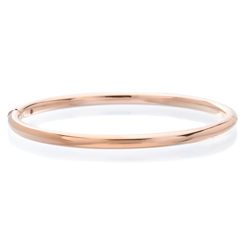 Roberto Coin 18K Rose Gold Round Bangle