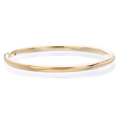 Roberto Coin 18K Yellow Gold Round Bangle