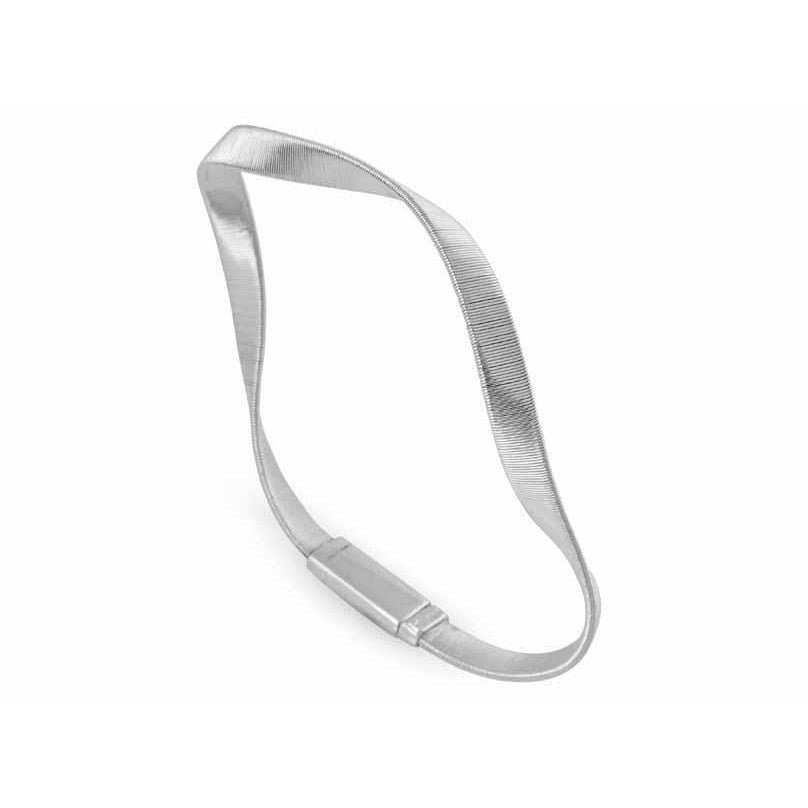 Marrakech 18K White Gold Bracelet