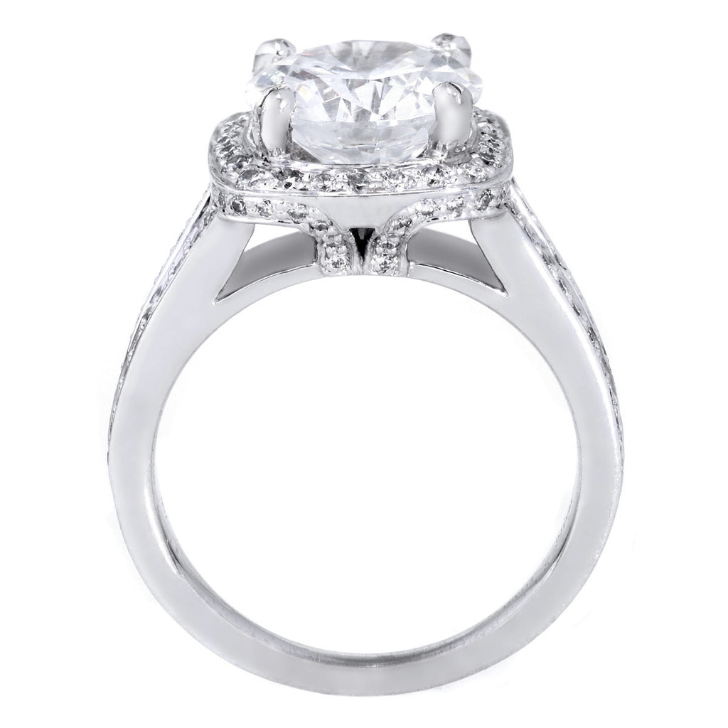 best band and engagement wedding watch rings wide youtube diamond