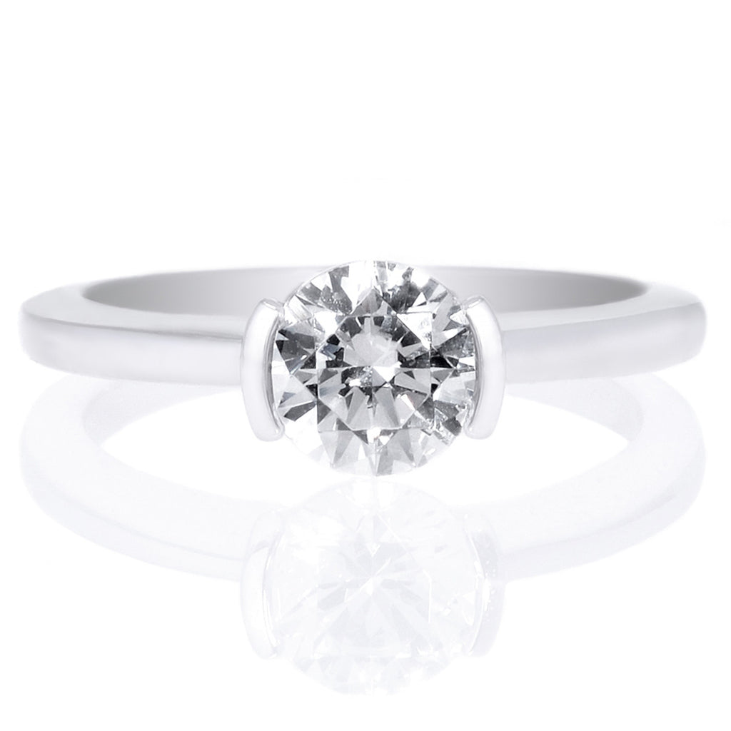 stuller ring takes patterson on stone halo engagement side baguette rings mark fresh