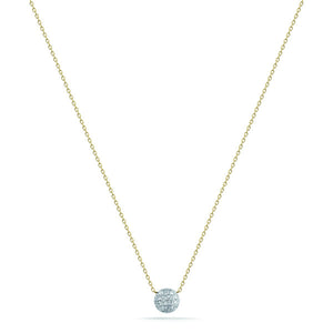 Lauren Joy 14K Yellow Gold Mini Necklace
