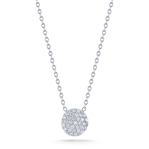 Lauren Joy 14K XL Diamond Necklace