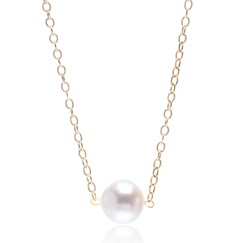 14K Yellow Gold Add-a-Pearl 6mm Pendant