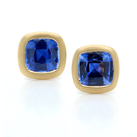 Classic Chain Stud Earrings