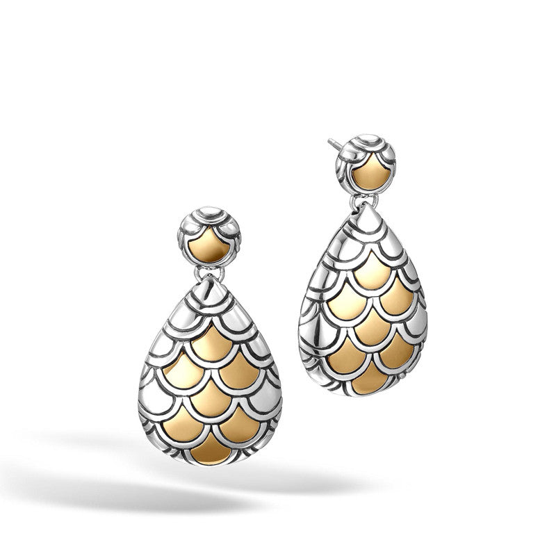 Legends Naga Pear Shape Earrings