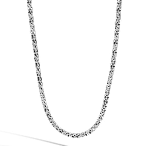 Classic Chain Slim Necklace