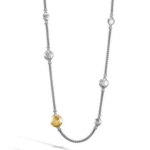 Dot Station Sautoir Necklace