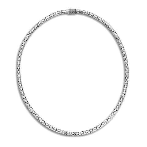 Dot Slim Chain Necklace