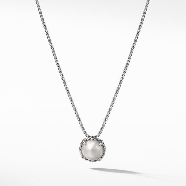 Chatelaine Pearl Necklace