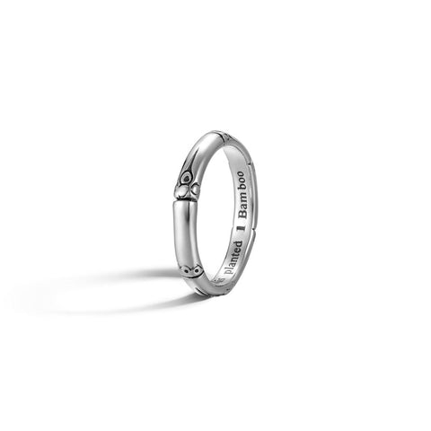 Bamboo Slim Ring