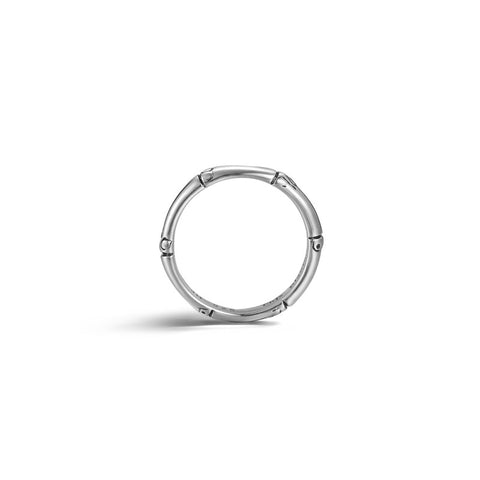 Bamboo Band Ring - Size 7