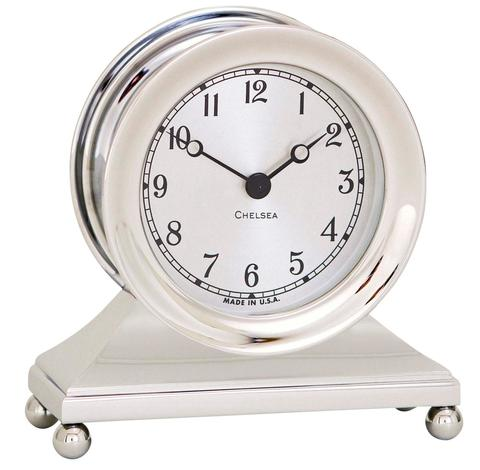 Nickel Consitution Clock
