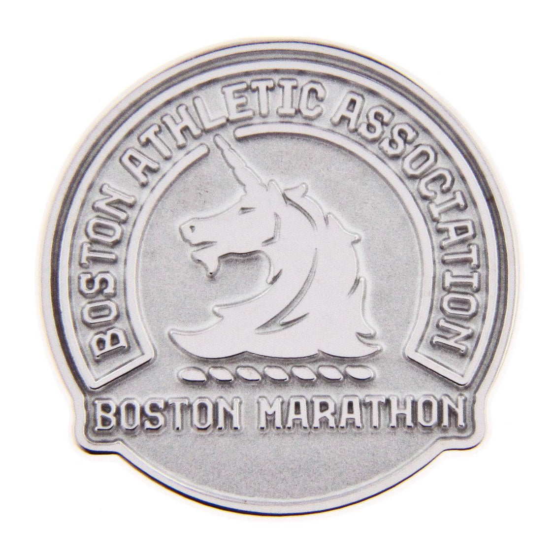 Sterling Silver Boston Marathon® Pin