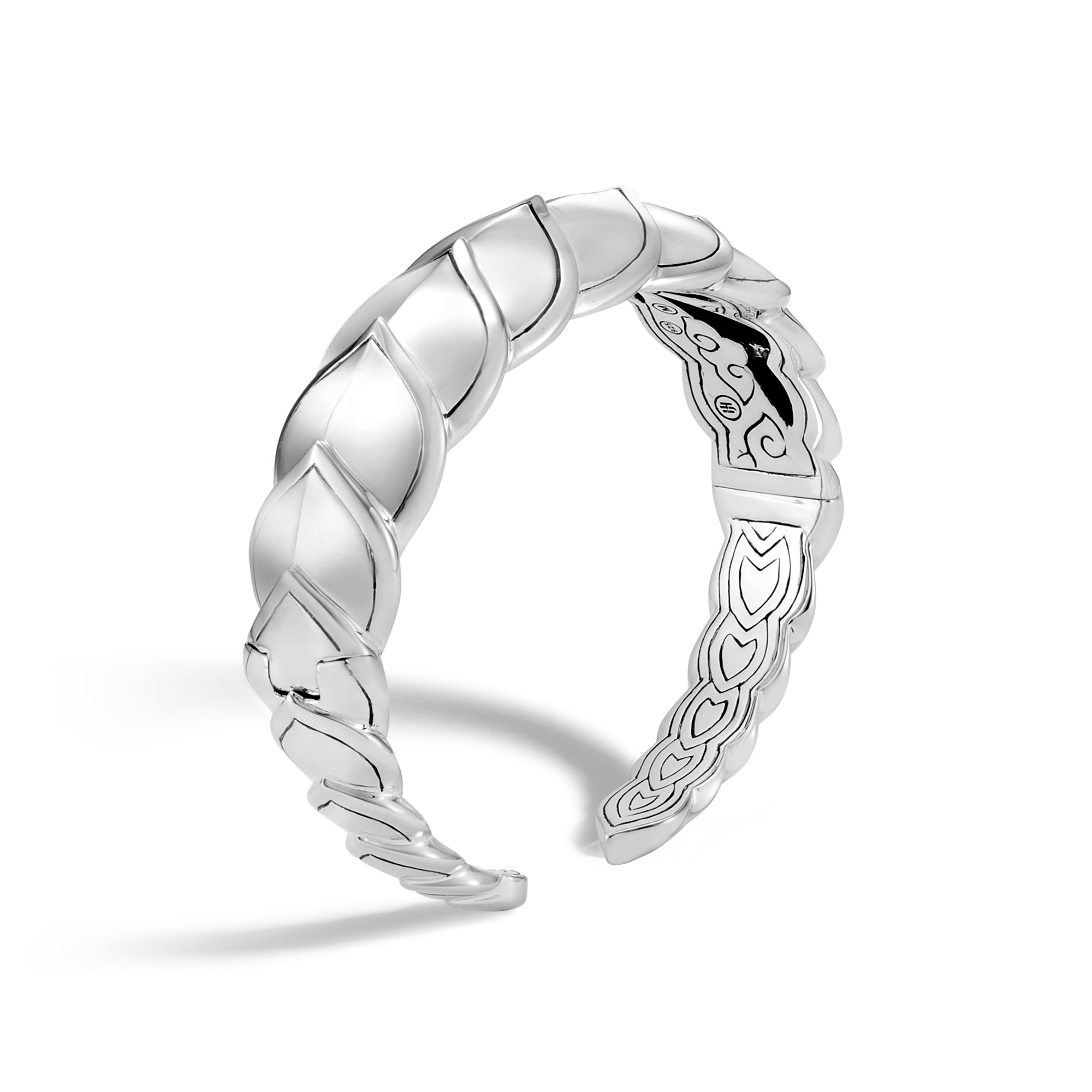 Legends Naga Silver Medium Flex Cuff