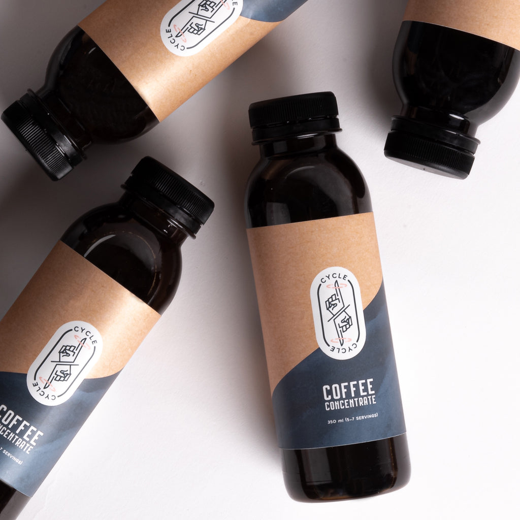 Cold Brew Concentrate Family Pack