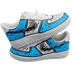 air force 1 fumetto